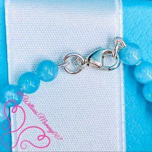 Tiffany & Co. Jewelry - NWOT Return to Tiffany Amazonite Bead Bracelet